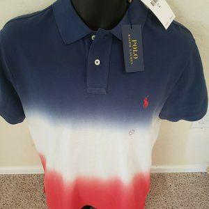 New Polo Ralph Lauren Slim Fit Polo Shirt size XL